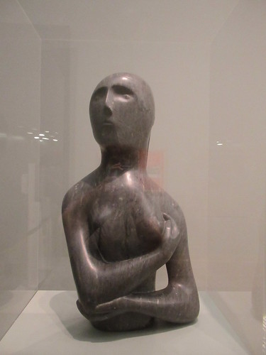 Half-Figure 1932, Henry Moore 1898-1986, National Collection of British Art, Tate Britain, Millbank, City of Westminster, London, SW1P 4RG