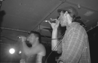 The Basement Sydney 2003