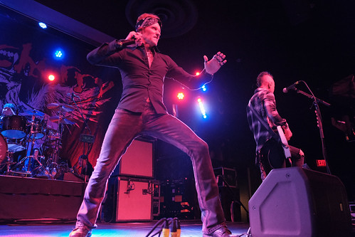 Buckcherry with Core & Evandale - August 6, 2021