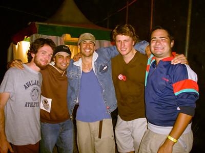Woodford Folk Festival 2003