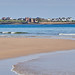 Beadnell from the Beach