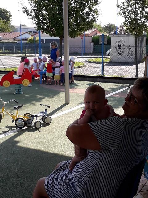 Photo 2 - Des nouvelles de la crèche familiale