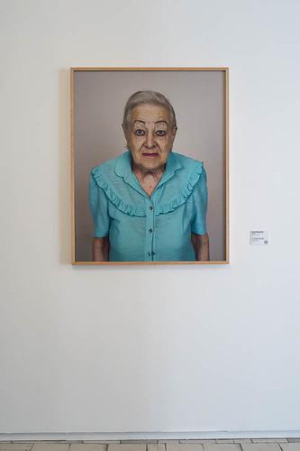"""exposition """"Être présent"""" (Pieter Hugo), Arles"""