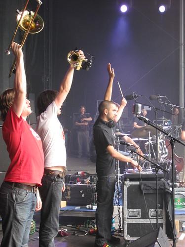 Rock am Ring, Germany 2007