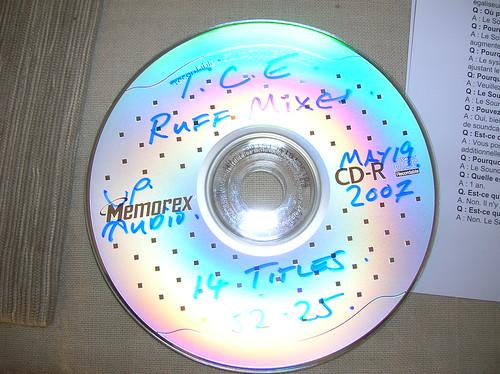 Recording So Many Nights Malibu 2007