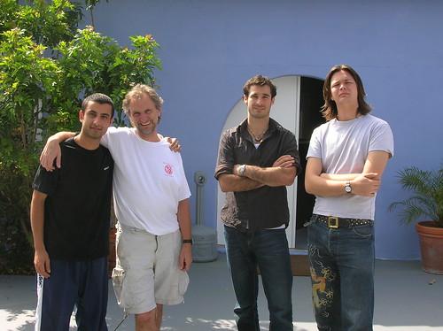 Recording So Many Nights Malibu 2007 - John Porter