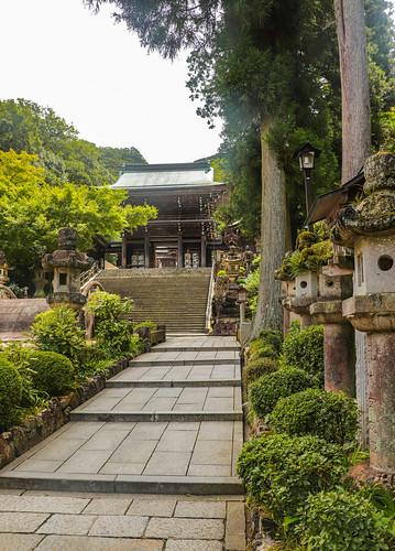 Cesta ke chrámu