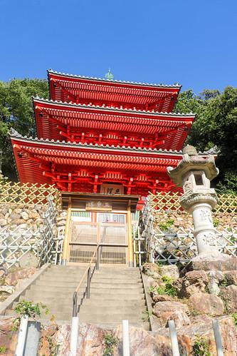 Pagoda pod hradem