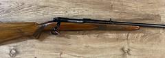 Winchester Model 70 - Reblued. Fire restoration