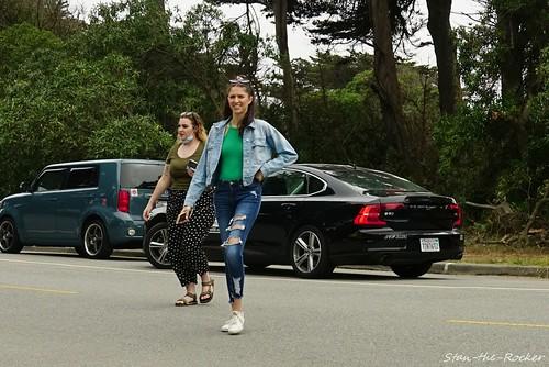 Golden Gate Park - 081221 - 12 - Queen Wilhelmina Garden
