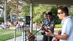 Stransky Park 2021 - The Moore Brothers Band
