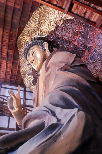 Obří socha Buddhy