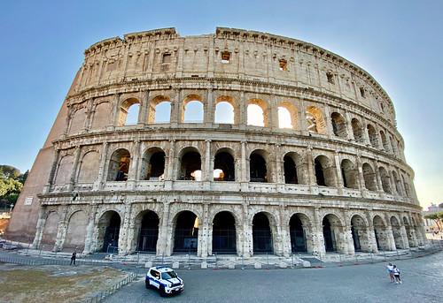 The Flavian Amphitheatre (The Colosseum)