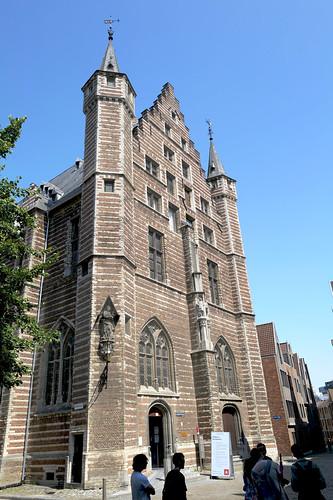 Museum Vleeshuis / Vleeshouwersstraat / Antwerpen
