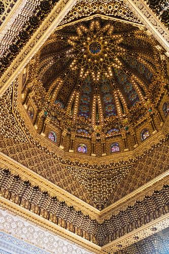 Mausoleum of Mohammed V Dome