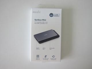 Moshi Symbus Mini 7-in-1 USB-C Hub