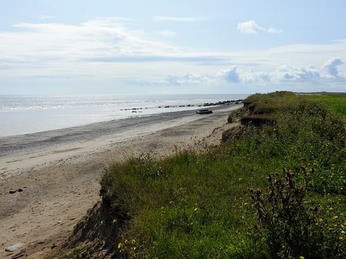 Easington Beach