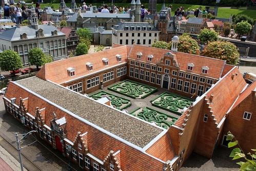 Madurodam: Frans Hals Museum, Haarlem