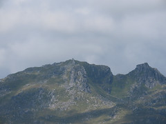 Photo of Cobbler from Tullich Hill