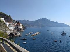 Atrani, Costiera Amalfitana - il più piccolo borgo d'Italia
