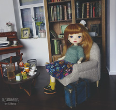 Camille - Maskcat doll