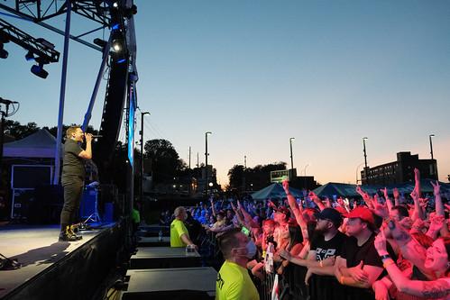 Shinedown with Pop Evil & Zero 9:36 - August 14, 2021