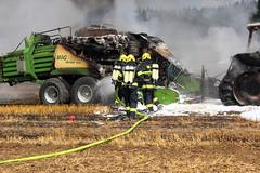Brand Traktor & Ballenpresse 15.08 (11)