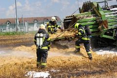 Brand Traktor & Ballenpresse 15.08 (17)