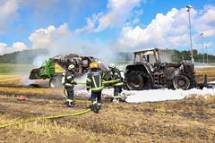 Brand Traktor & Ballenpresse 15.08 (13)