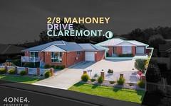 2/8 Mahoney Drive, Claremont TAS