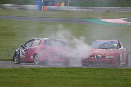 Alfa Romeo Championship - Festival Italia - Brands Hatch 2021