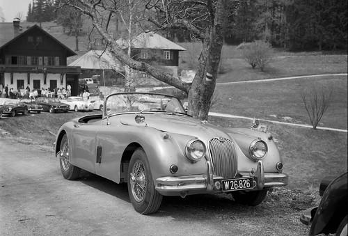 Jaguartreffen Mai 1987, Semmering