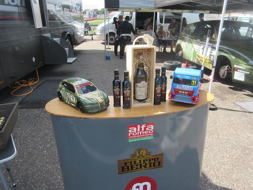 Andrew Fulcher oils any sponsorship exposure