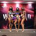 Bikini D 2nd Jingshu Ma 1st Christine Harrison 3rd Trystan Amsden
