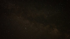 First Milky Way Photo
