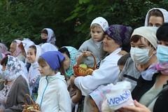 19/08/2021 - Архиерейское богослужение в праздник Преображения Господня