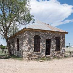 Old Buchel County Jail