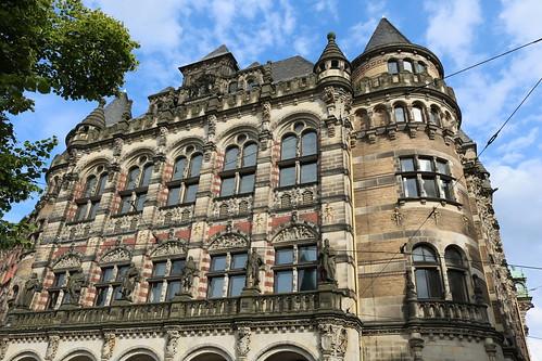 Bremen: Gerichtsgebäude