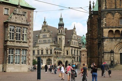 Bremen: Markt