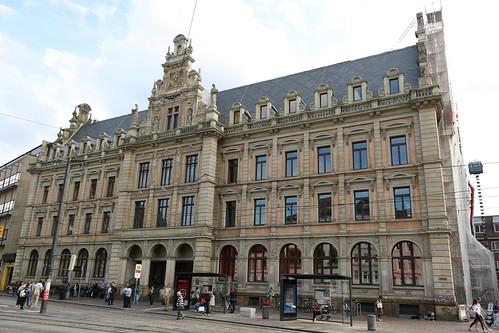 Bremen: Hauptpostamt 1 an der Domsheide