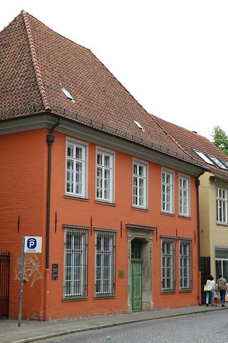 Bremen: Haus Heineken
