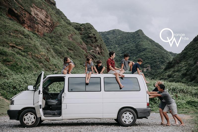 橘子白,全家福,寫真,攝影,兒童寫真,兒童攝影,外拍,南雅奇岩