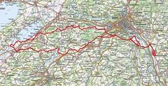 Strecke Monatstour August 2021