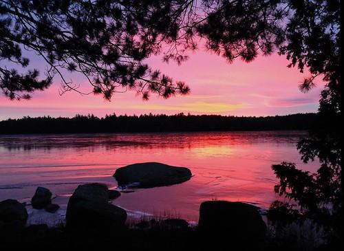 Pleasant River Lake