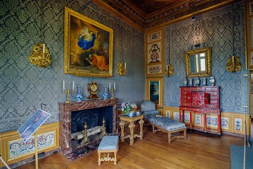 Château de Vaux le Vicomte : Intérieur IV