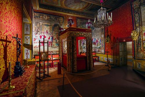 Château de Vaux le Vicomte : Intérieur III