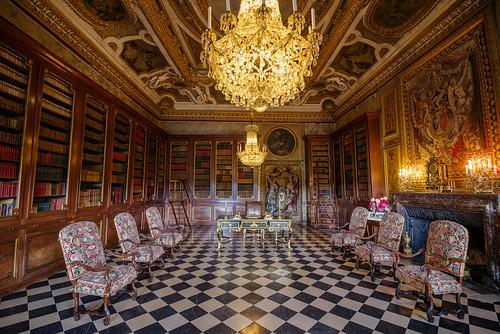 Château de Vaux le Vicomte : Intérieur XII