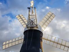 Holgate Windmill, August 2021 - 3