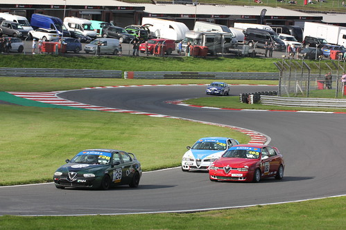 Alfa Romeo Championship - Brands Hatch 2021