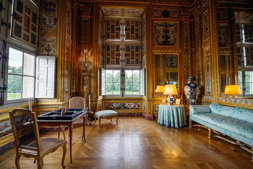 Château de Vaux le Vicomte : Intérieur X